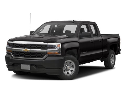 Dodge 2016 Truck >> 2016 Chevrolet Silverado 1500 Work Truck