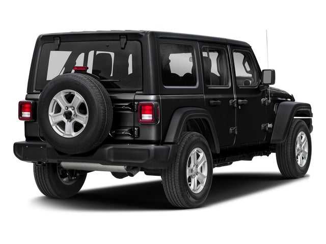 2018 Jeep Wrangler Unlimited Sport S In Clifton Park, NY   Zappone Chrysler  Jeep Dodge