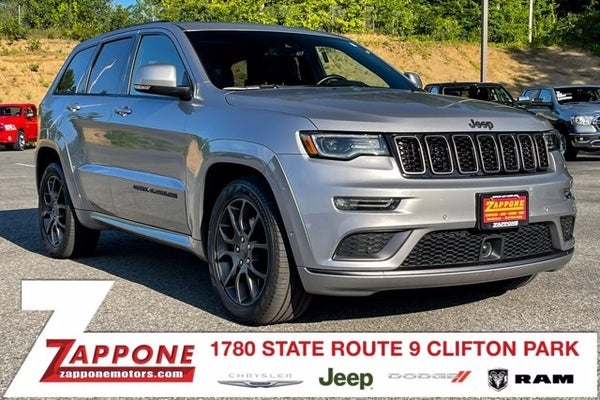 2020 Jeep Grand Cherokee High Altitude In Clifton Park Ny Jeep Grand Cherokee Zappone Chrysler Jeep Dodge Ram Clifton Park