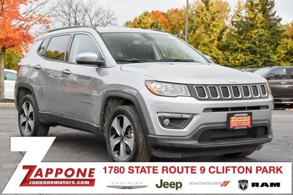 2020 Jeep Compass Latitude In Clifton Park Ny Jeep Compass Zappone Chrysler Jeep Dodge Ram Clifton Park